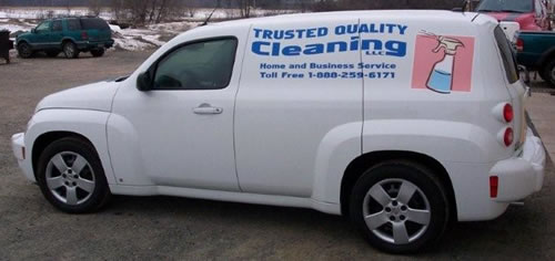 Quality Cleaning Services for businesses and your home